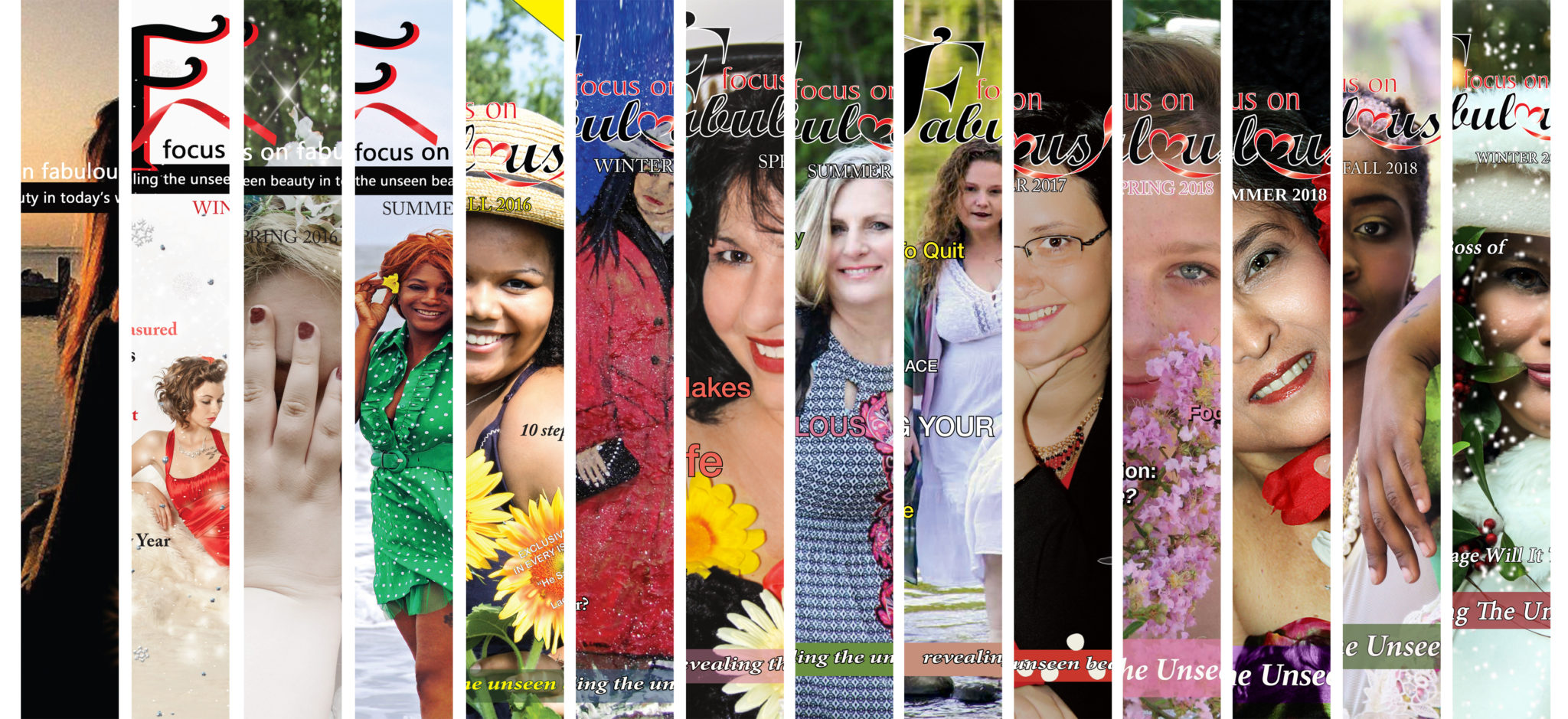 focus on fabulous magazine