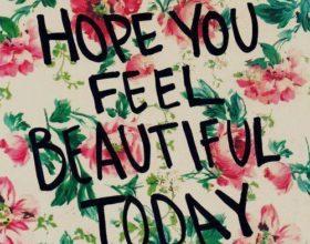 Feel Beautiful